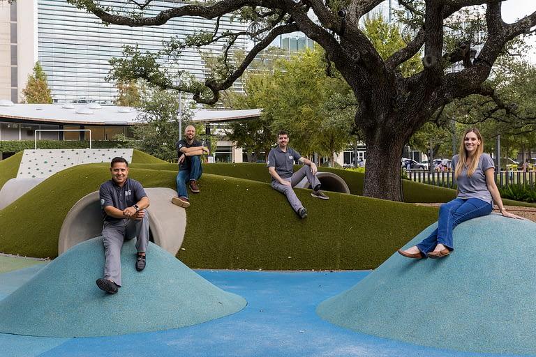 B&D Landscape Contractors Administration Team
