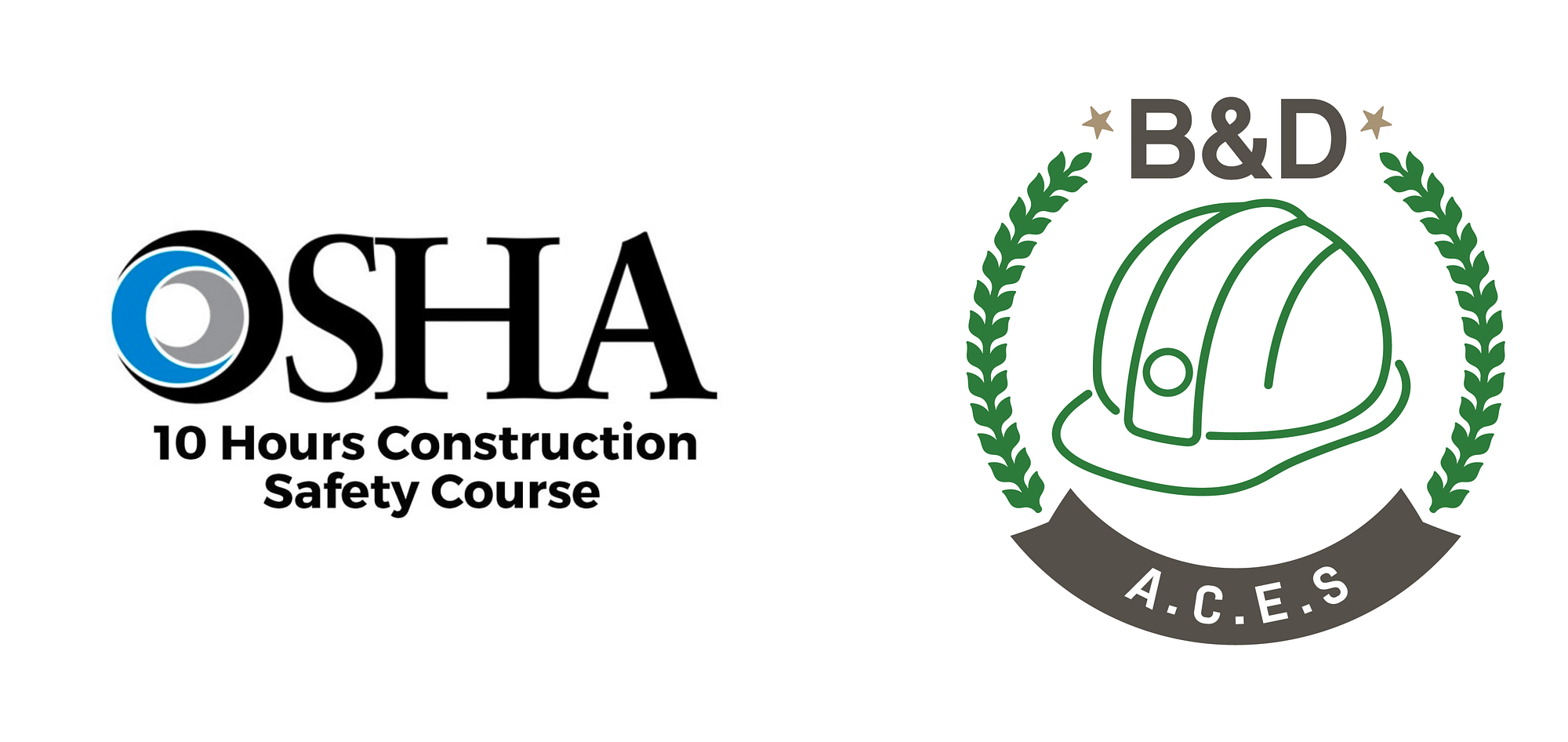 OSHA 10 Certified logo