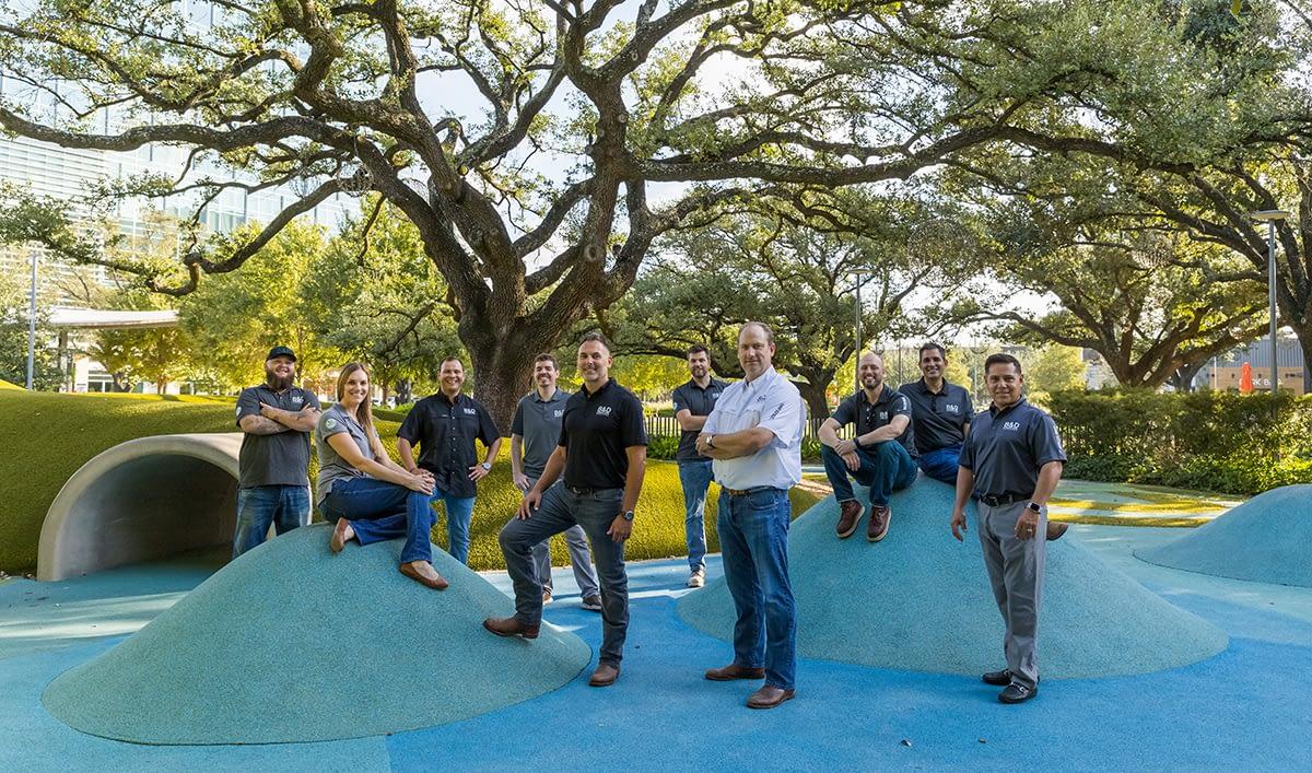 B&D Landscape Contractors Leadership Team