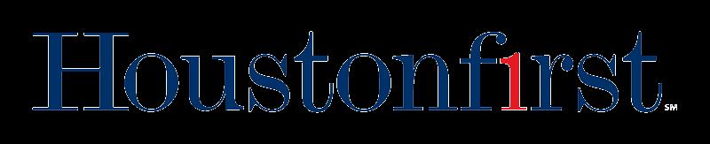 Houston First logo